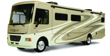Ford Motorhome Chassis Sales Growth Outpacing Industry