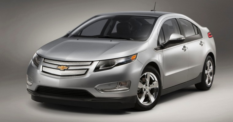 GM Cutting 2015 Volt Production in Late May