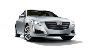 Here are the Updates for the 2015 Cadillac CTS