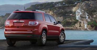 New GMC Crossover Could Bridge Gap Between Acadia and Yukon