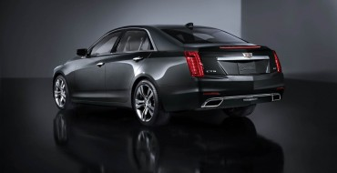 2015 Cadillac CTS Sedan Model Overview