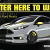 Enter Goodguys Rod & Custom Association's Ford Fiesa Giveaway