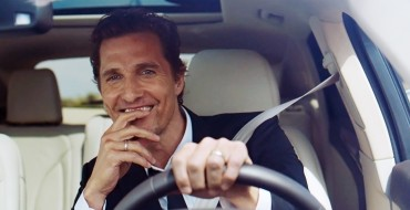 McConaughey to Star in New Lincoln MKX Commercials