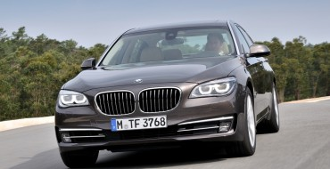 A Lighter, More Efficient BMW 7-Series in the Works