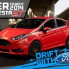 Win a 2014 Fiesta ST in Drift with Ford Sweepstakes