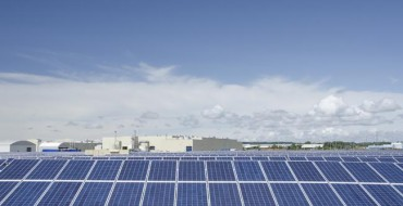 North Wales Factory Goes Solar with Toyota UK's Solar Array
