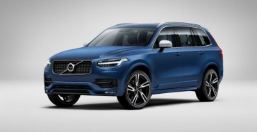 Volvo Reveals New XC90 R-Design Model