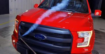 Ford Gives Us the Score on 2015 F-150 Aerodynamics