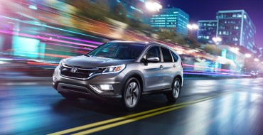 Honda Sedan Sales are Slumping, Crossovers are Cruising