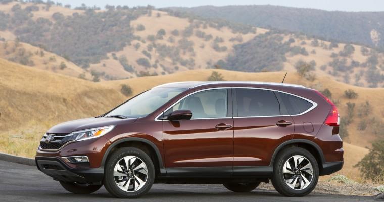 New Honda November Sales Records Set In Spite of Takata Airbag Recalls
