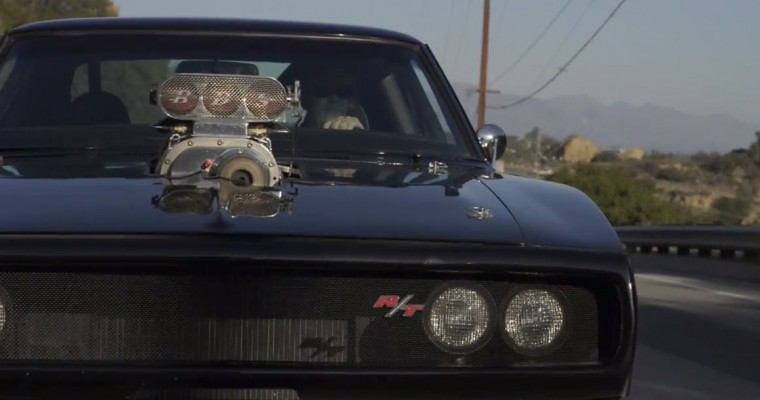 [VIDEO] The Aficionauto Takes on Fast and Furious 1970 Dodge Charger