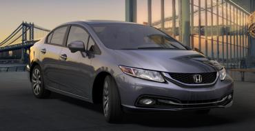 2015 Honda Civic Gets New Trim