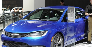 Fiat Chrysler's March 2015 Sales Mark Five-Year Milestone