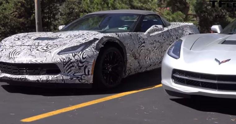 TFLCar Gathers 2015 Corvette Z06 Spy Shots