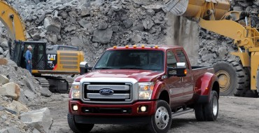 Ford Builds 5-Millionth Super Duty in Kentucky
