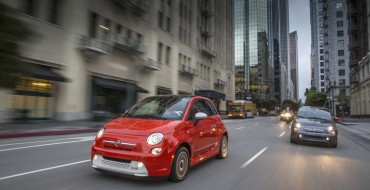 2015 Fiat 500e Is Now Available in Oregon