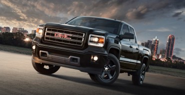 2015 GMC Sierra Elevation Edition Pricing Announced