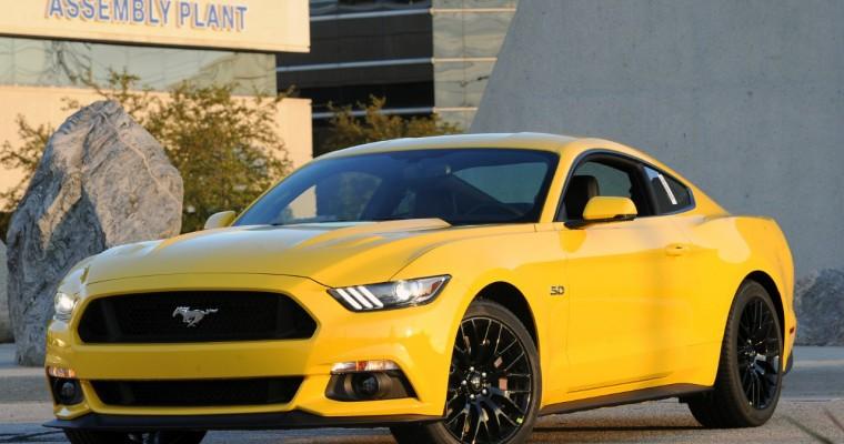 2015 F-150, Mustang, Lincoln MKC Make 2015 NACOTY / NATOTY Final Ballot