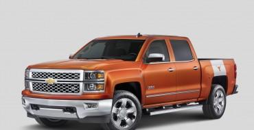 Chevy Reveals 2015 Silverado University of Texas Edition