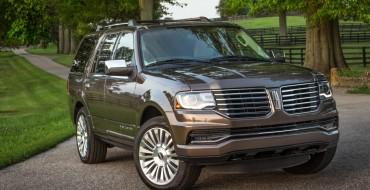 Lincoln Sales Climb Six Percent in August