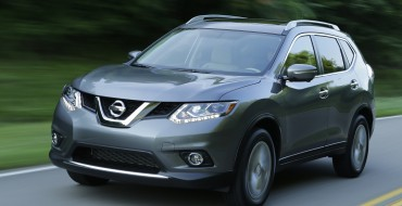 2015 Nissan Rogue Pricing Holds Steady