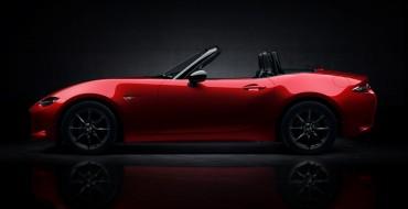 Mazda's Donated MX-5 Raises $50,000 for Saint Jude's