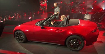[VIDEO] Front Row at the 2016 Mazda MX-5 Miata Show