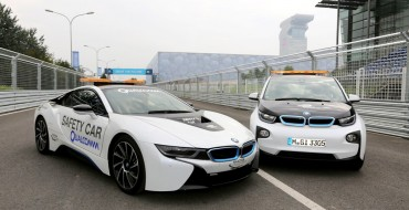 BMW to Continue Involvement in Formula E Racing