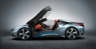 BMW i8 Spyder News: What Does BMW Have Up Its Sleeve?