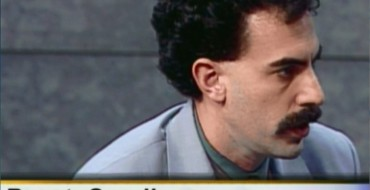 Goofy Road Trip Movies: Borat Review