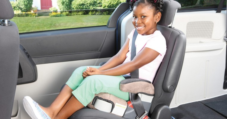 Buckle Up: Booster Seats Finds Children Leave Booster Seats Too Soon