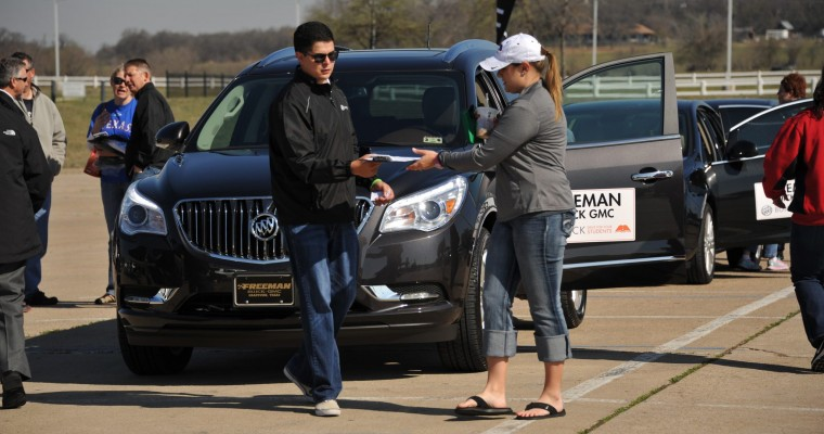 GM One Ups Ford with Buick Drive For Your Students