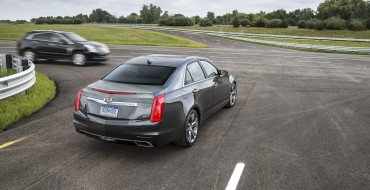 NHTSA Awards 2015 Cadillac CTS a Five-Star Overall Safety Rating