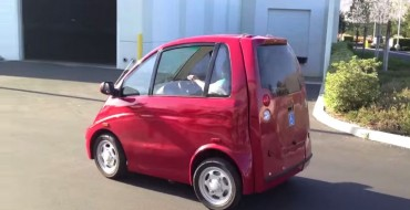 Chairiot Solo: The Car for Drivers with Disabilities