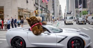 Chevy Cancer Survivors Celebrate National Teddy Bear Day