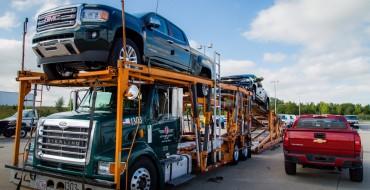 GMC Canyon and Chevy Colorado Start Shipping Today