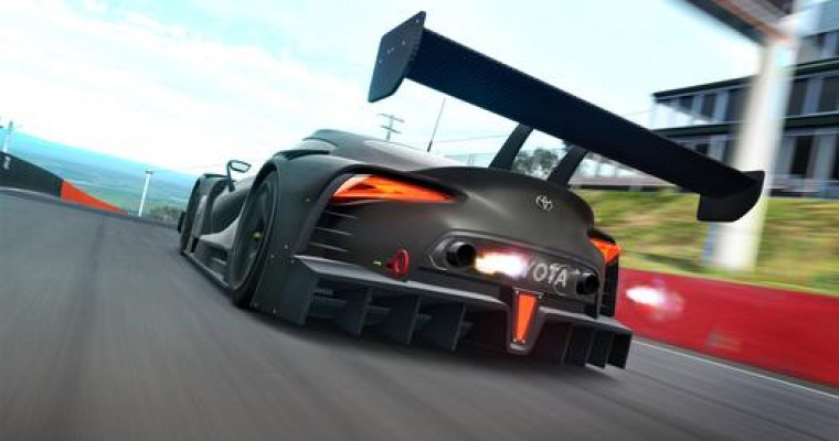 Download the FT-1 Vision GT Car Right Now in Gran Turismo 6