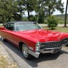 Elvis Presley's 1967 Cadillac Coupe De Ville: A Hunk of Burning Awesome