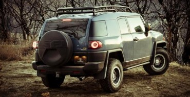 Toyota FJ Cruiser Ultimate Edition: Retro Model Goes Out With a Bang