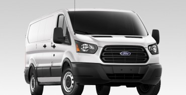 Charter Communications Orders 800 2015 Transit Vans
