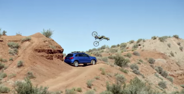"""RE: Mitsubishi's """"Get There"""" Advert for the Outlander Sport"""
