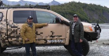 David Guzman and Kevin McMahon Begin Alaska Adventure
