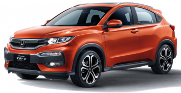 All-New Honda XR-V Debuts in China