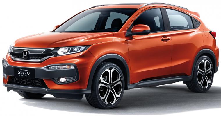 All-New Honda XR-V Debuts in China