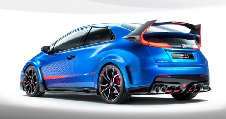 """2015 Honda Civic Type R Will Be """"Most Extreme"""" R Ever Made"""