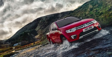Mitsubishi and Fiat Team Up for Midsize Pickup