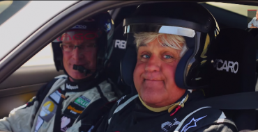 Jay Leno Goes Undercover to Promote New Show