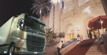 Volvo Pranks Valet at Ritzy Casino With Huge Truck