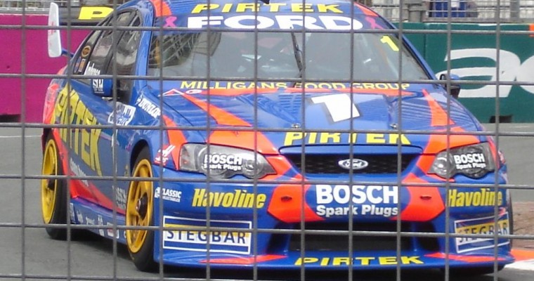 Marcos Ambrose Returns to V8 Supercars in 2015
