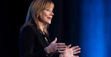 Automotive News Names GM CEO Mary Barra Its Industry Leader of the Year
